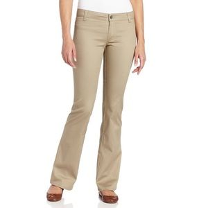 Dickies | The Worker Mid Rise Bootcut Khaki Pants